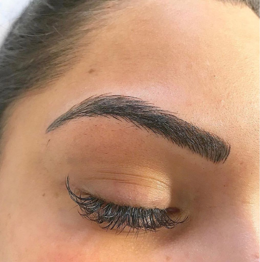 Permanent Make up Augenbrauen » Intense Institut Anna Simon